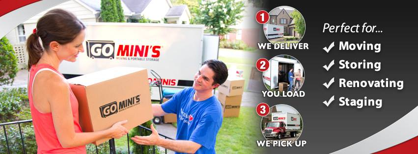 Go Minis - Secure Moving and Portable Storage