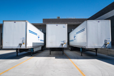 Fleet of trailers